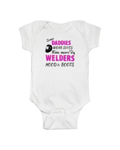 Some Daddies Welders Tee