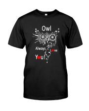 Owl Lovers gift T-Shirt Premium Fit Mens Tee thumbnail