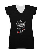 Owl Lovers gift T-Shirt All-over Dress thumbnail