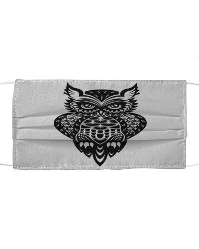 Owl Lover Cloth Mask