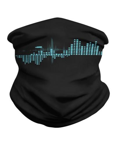 Audio Neck Gaiter