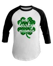 One lucky mawmaw Baseball Tee thumbnail