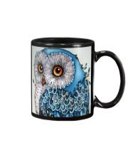 Owl art Mug thumbnail