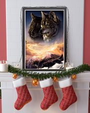 Two Wolf Art 11x17 Poster lifestyle-holiday-poster-4