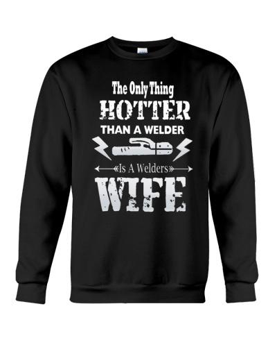 Welder's Wife tee