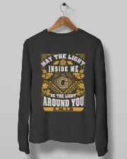 Around You Crewneck Sweatshirt lifestyle-unisex-sweatshirt-front-10