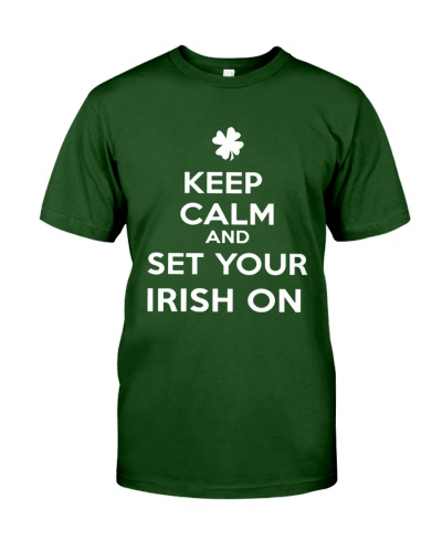 Irish On Tee