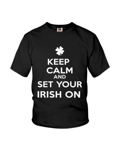 Irish On Tee