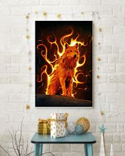 Wolf Poster 24x36 Poster lifestyle-holiday-poster-3