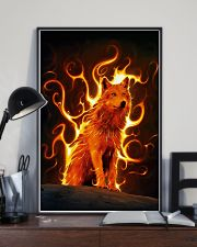 Wolf Poster 24x36 Poster lifestyle-poster-2