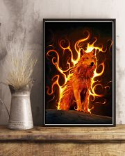 Wolf Poster 24x36 Poster lifestyle-poster-3