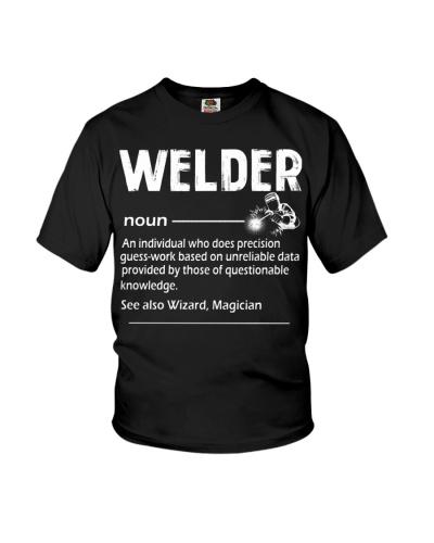 Welder Noun
