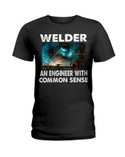 Weld tee Ladies T-Shirt thumbnail