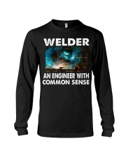 Weld tee Long Sleeve Tee thumbnail