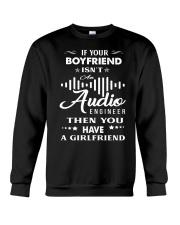 My Audio engineer Crewneck Sweatshirt thumbnail