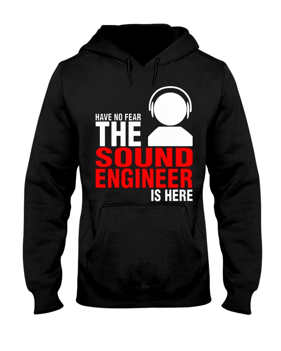 The Sound Engineer Hooded Sweatshirt