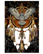 Owl Poster Art 24x36 Poster front