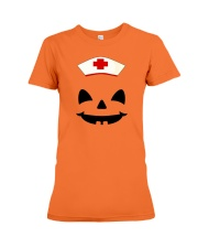 Nurse Halloween Premium Fit Ladies Tee thumbnail