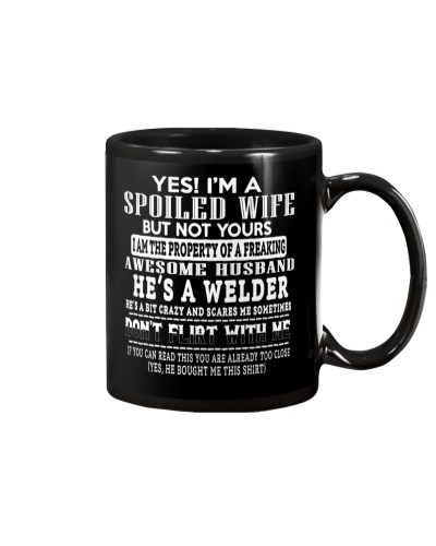 He is a Welder Tshirt