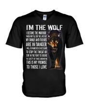The Wolf Tee V-Neck T-Shirt thumbnail
