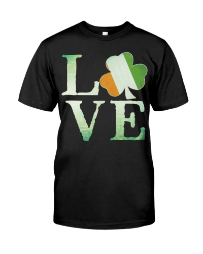 Love Irish Tshirt