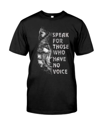 Wolf Tshirts