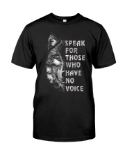 Wolf Tshirts Premium Fit Mens Tee tile