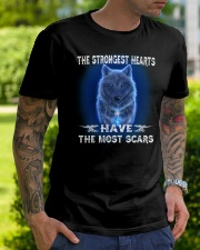 The Most Scars Classic T-Shirt lifestyle-mens-crewneck-front-7