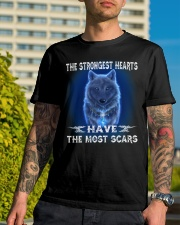 The Most Scars Classic T-Shirt lifestyle-mens-crewneck-front-8