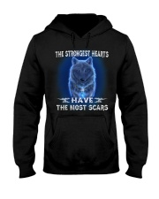 The Most Scars Hooded Sweatshirt thumbnail