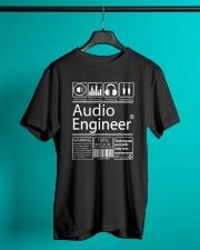 Audio Engineer Classic T-Shirt lifestyle-mens-crewneck-front-3