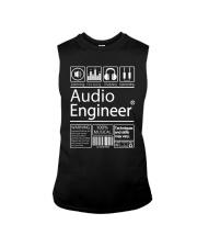 Audio Engineer Sleeveless Tee thumbnail