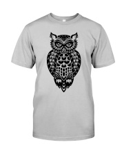 Owl Tee Classic T-Shirt front