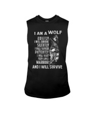 I am a wolf Sleeveless Tee thumbnail