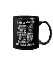 I am a wolf Mug thumbnail