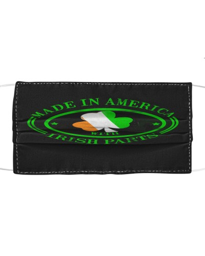 Irish america Cloth mask