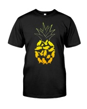 PINEAPPLE OWL T-Shirt Premium Fit Mens Tee thumbnail