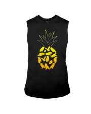 PINEAPPLE OWL T-Shirt Sleeveless Tee thumbnail