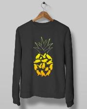 PINEAPPLE OWL T-Shirt Crewneck Sweatshirt lifestyle-unisex-sweatshirt-front-10