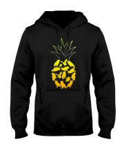 PINEAPPLE OWL T-Shirt Hooded Sweatshirt thumbnail