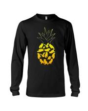 PINEAPPLE OWL T-Shirt Long Sleeve Tee thumbnail