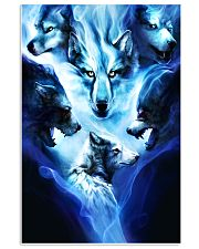 Awesome Wolf Poster 24x36 Poster front