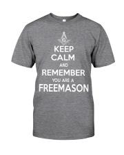 Keep Calm tee Classic T-Shirt thumbnail