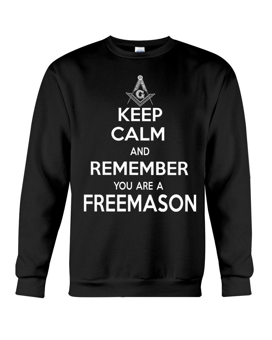 Keep Calm tee Crewneck Sweatshirt
