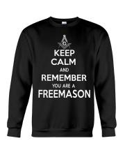 Keep Calm tee Crewneck Sweatshirt front