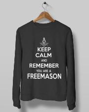 Keep Calm tee Crewneck Sweatshirt lifestyle-unisex-sweatshirt-front-10