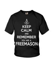 Keep Calm tee Youth T-Shirt thumbnail