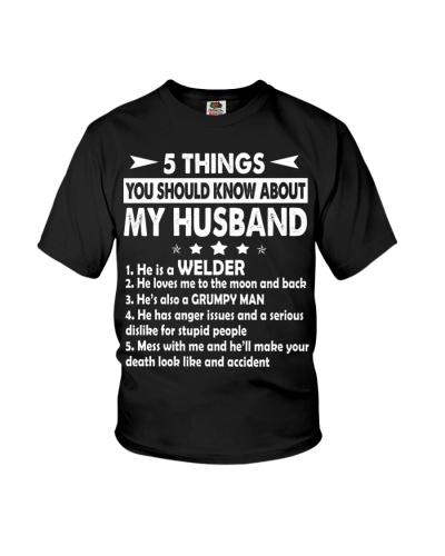 My Husband Is A Welder