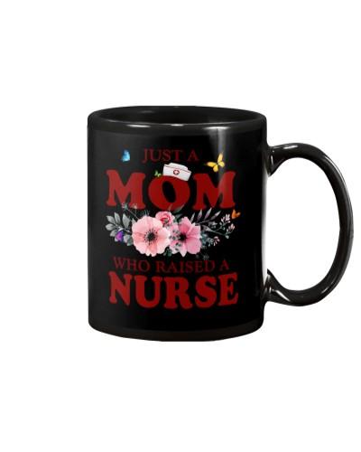 Nurse Mom Tshirt
