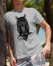 Owl  Classic T-Shirt lifestyle-mens-crewneck-front-10